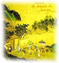 Picture of a Chinese gathering