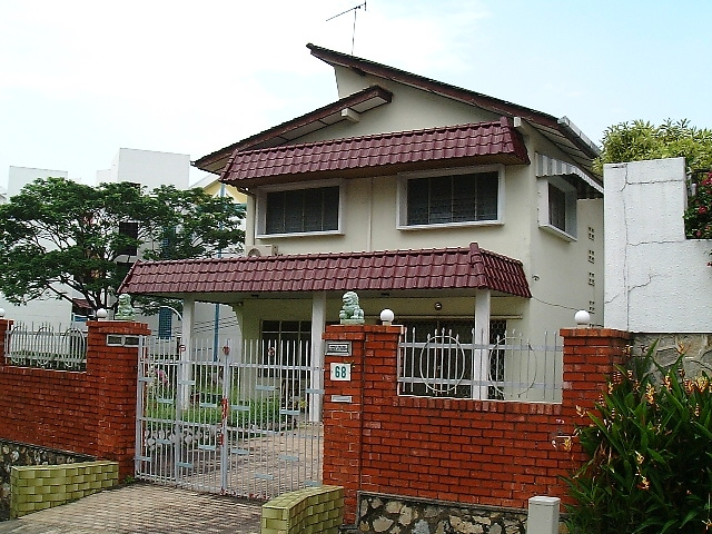 Case Study House With Poor Feng Shui Around Singapore Fengshui