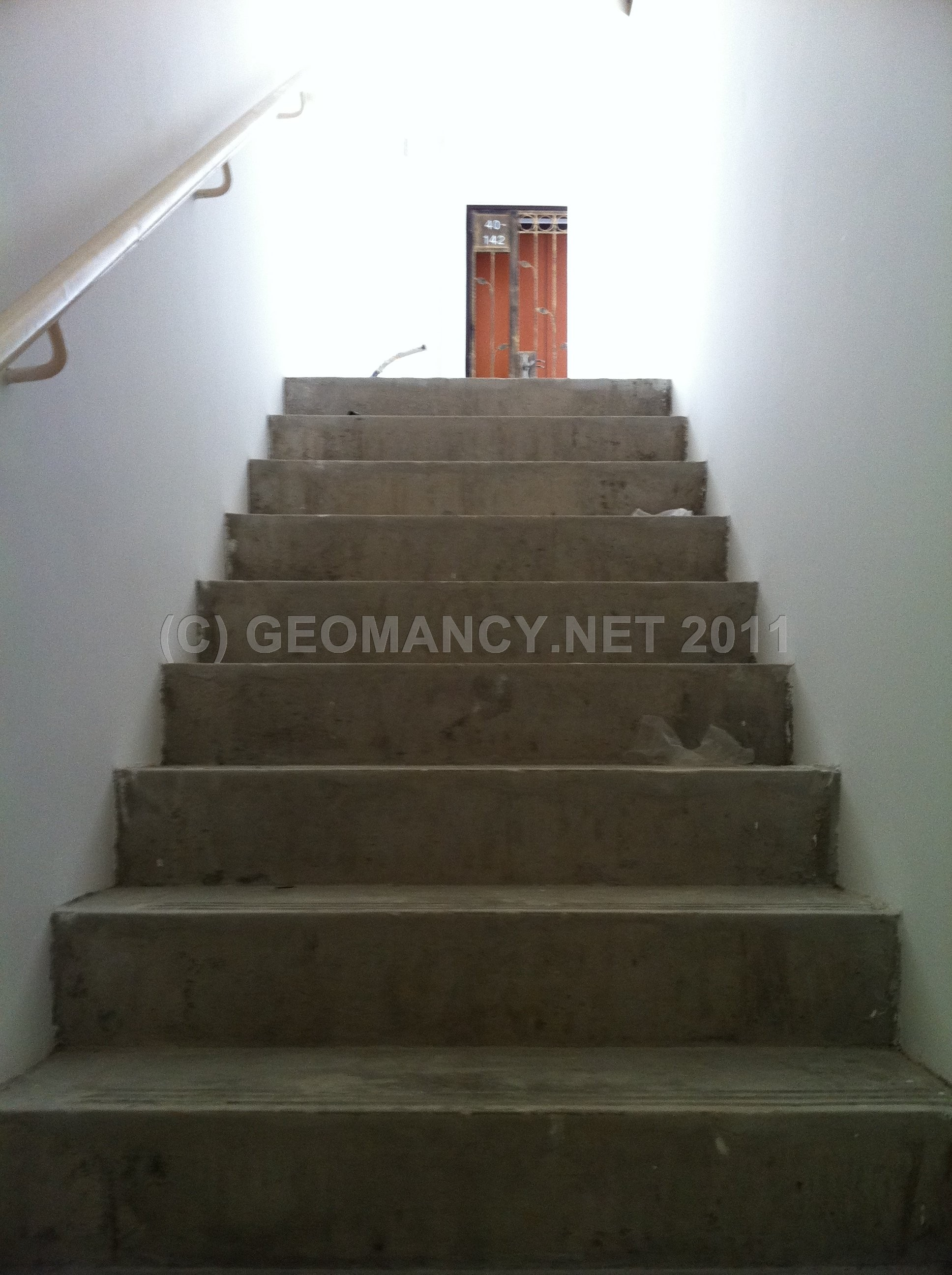 Main Entrance Door Facing Staircase Stairs Feng Shui