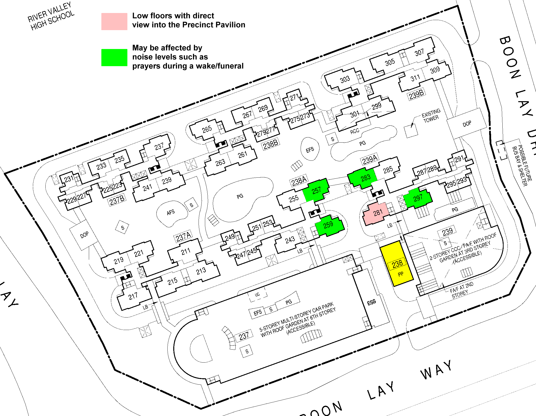 Hdb Boon Lay Glade Bto Launched In February 2019 Singapore Property Review Fengshui Geomancy Net