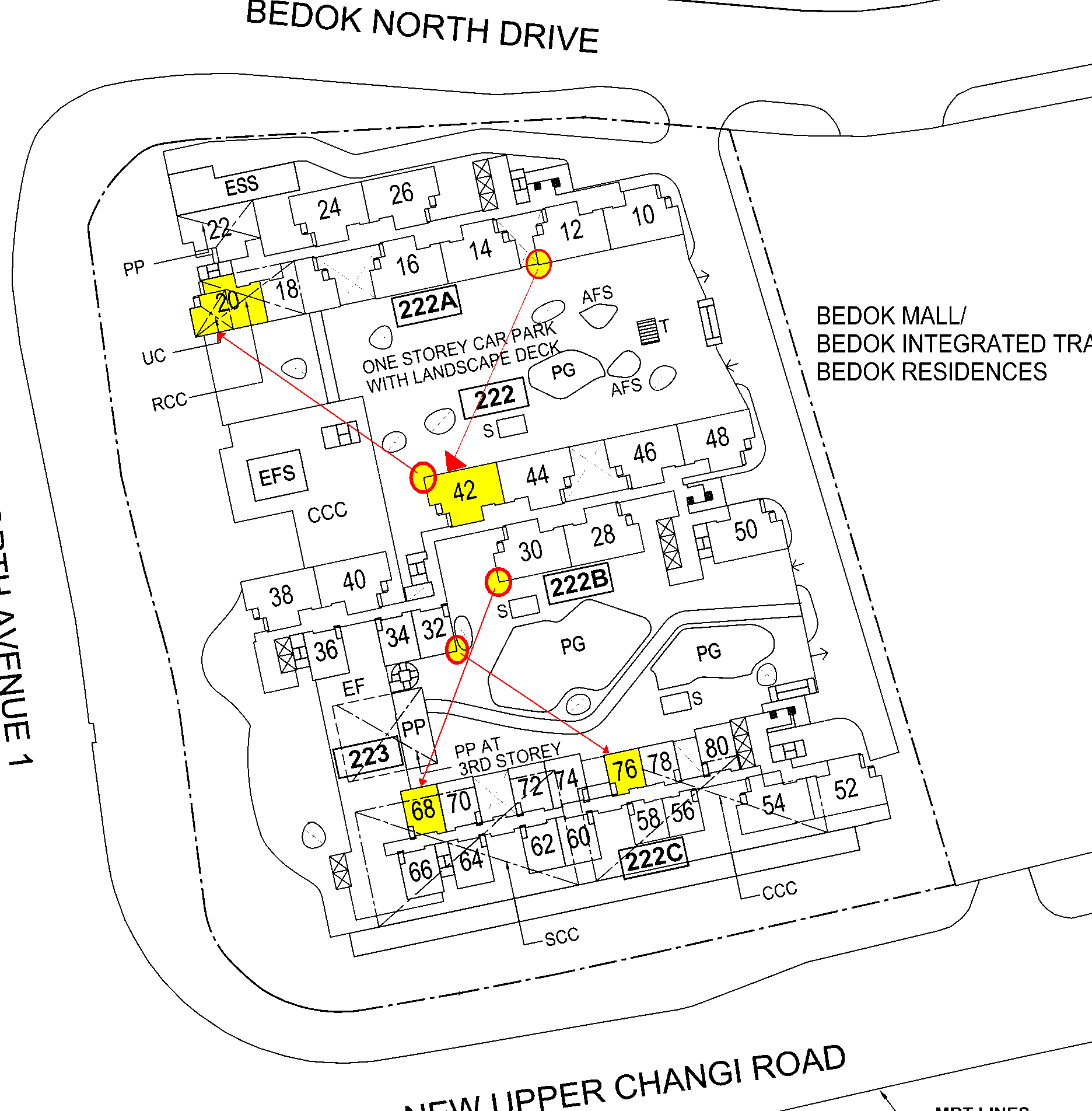 Hdb Bedok Beacon Bto Launched In November 2016 Singapore Property Review Fengshui Geomancy Net